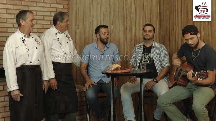 Entrevista com Marcelo e Gustavo
