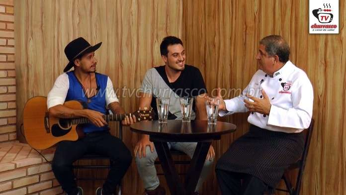 Entrevista com Max e Leão