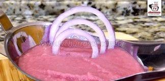 Como Fazer Molho de Cebola Agridoce ( Molho de Cebola para Churrasco )