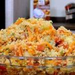 Como Fazer Tabule de Quinoa