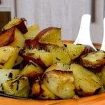 Como Fazer Mix de Batatas Assadas no Forno