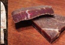 Como Fazer Carne Seca Tipo Charque em Casa (Dry Meat) - BBQ em Casa