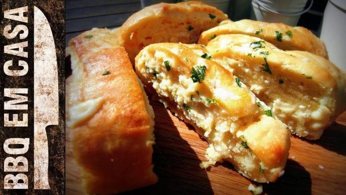 Receita de Pasta de Alho Suprema (Supreme Garlic Paste) - BBQ em Casa