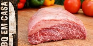 Picanha Wagyu (Kobe Beef) - BBQ em Casa