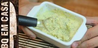 Receita de Manteiga de Alho (Garlic Butter) - BBQ em Casa