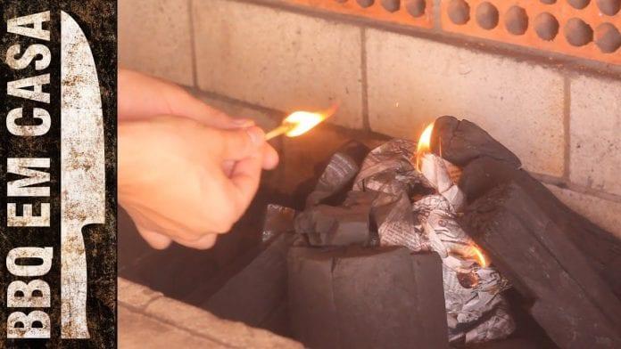 2 Métodos de Acendimento de Churrasqueira - BBQ em Casa
