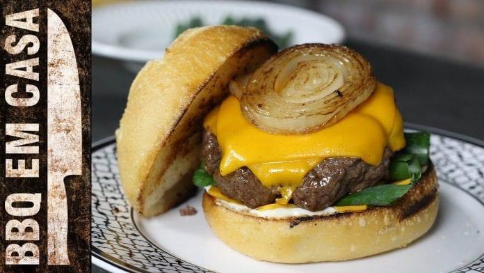 Receita de Hambúrguer de Costela (Beef Ribs Burguer) - BBQ em Casa