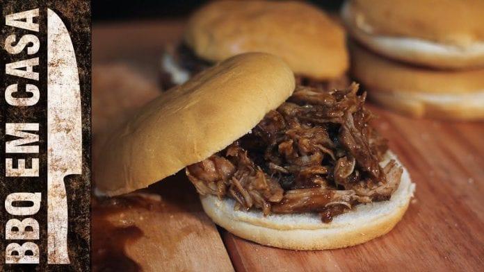 Receita de Sanduíche de Costela (Ribs Sandwich) - BBQ em Casa