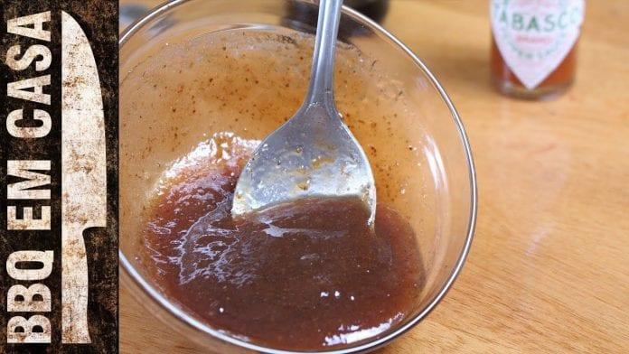 Receita de Geléia de Pimenta (Sweet & Spicy Jelly) - BBQ em Casa