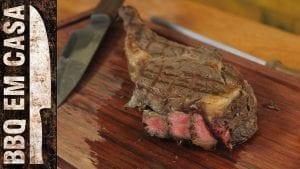Receita de Prime Rib Marinado - BBQ em Casa