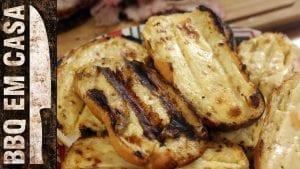Receita de Pasta Simples para Churrasco - BBQ em Casa