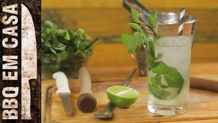 Mojito - Drinks para seu Churrasco! - BBQ em Casa