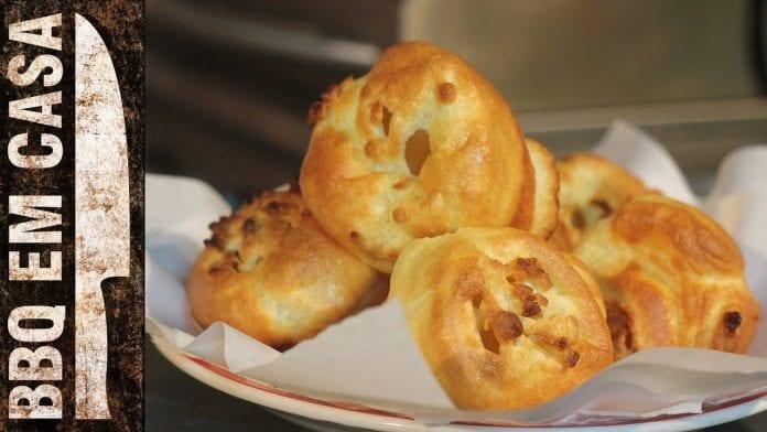 Receita de Yorkshire Pudding Feat. Nando Cucamundo - BBQ em Casa