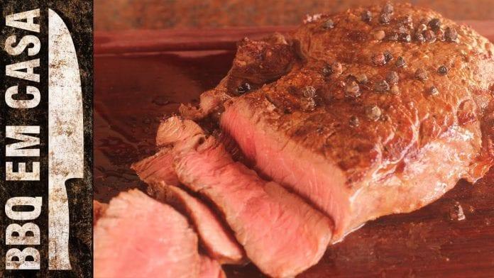 Miolo da Alcatra Angus - BBQ em Casa