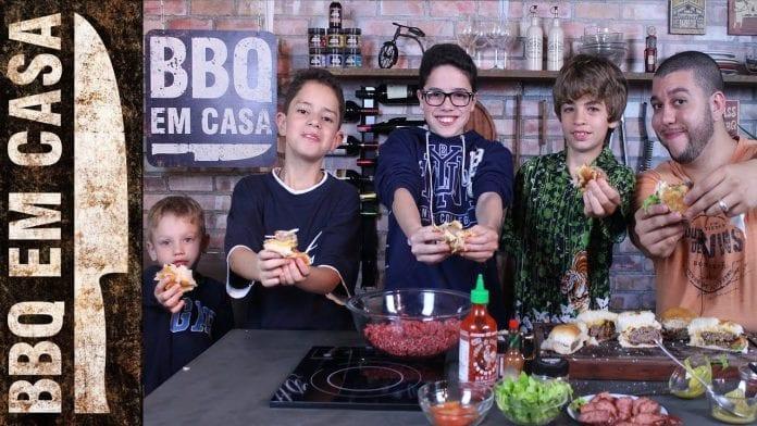 Especial Dia das Crianças!!!!! - BBQ em Casa