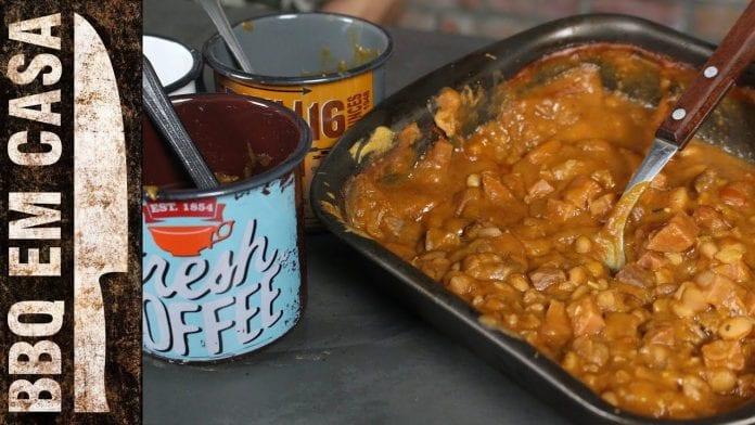 Receita de Barbecue Beans - BBQ em Casa
