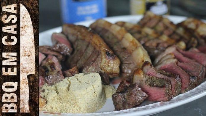 Receita de Picanha Injetada com Chimichurri - BBQ em Casa