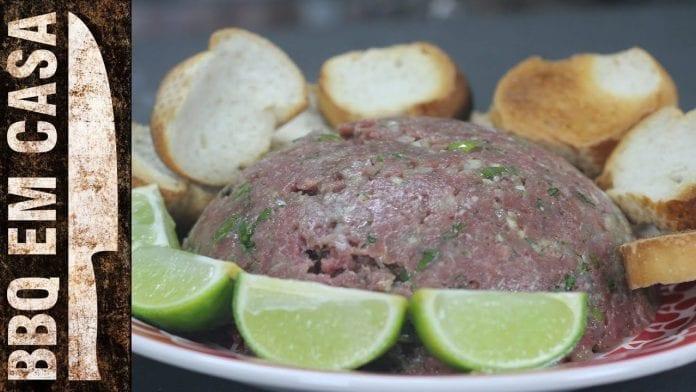 Receita de Carne de Onça - BBQ em Casa