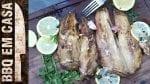Receita de Sardinha Grelhada - BBQ em Casa