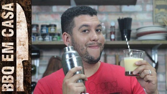 Batida de Maracujá - Drinks para seu Churrasco! - BBQ em Casa