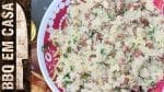 Receita de Arroz de Churrasco (Barbecue Rice) - BBQ em Casa