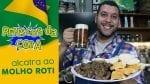 Alcatra ao Molho Roti - Petiscos da Copa - BBQ em Casa