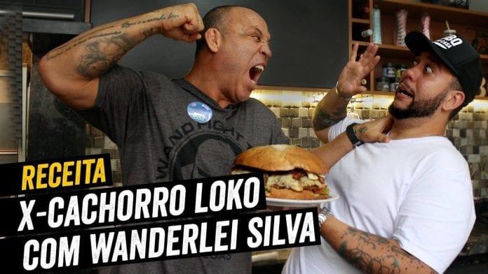 X Cachorro Loko Feat. Wanderlei Silva (The Axe Murderer) - BBQ em Casa