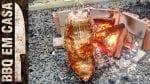 Receita de Costela Suína no Fogo de Chão - BBQ em Casa