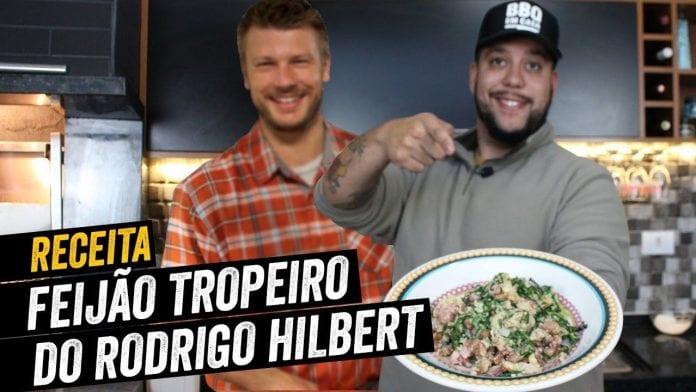 Feijão Tropeiro do Rodrigo Hilbert - BBQ em Casa