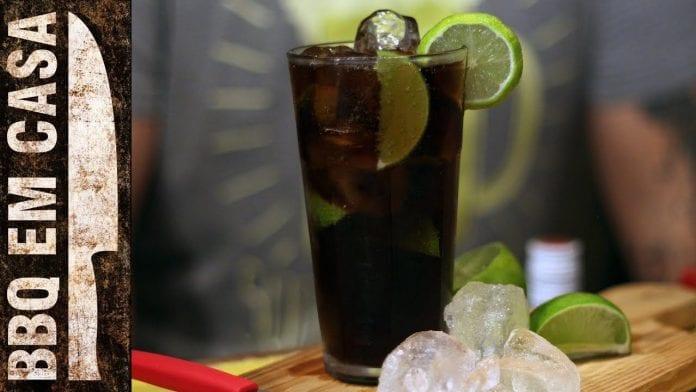 Cuba Libre - Drinks para o seu Churrasco! - BBQ em Casa