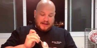 Molho de Peru du Aves (Gravy) - Cansei de Ser Chef