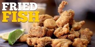Southern Fried Fish (Receita De Peixe Frito Perfeito) - Cansei de Ser Chef