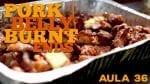 Pork Belly Burnt Ends (Receita De Panceta Suína) - Cansei de Ser Chef