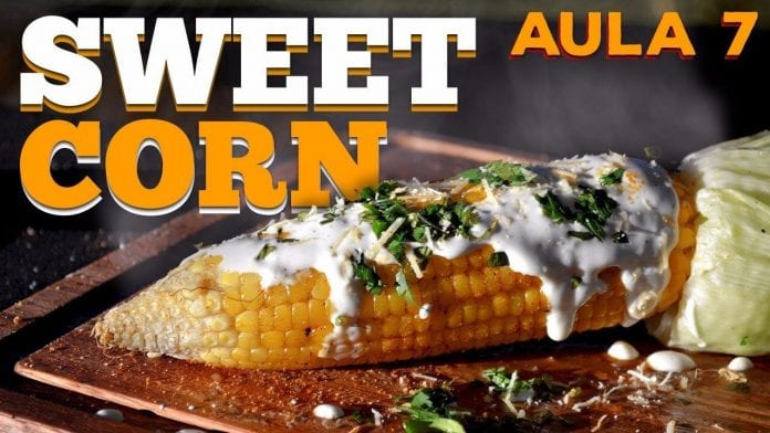 Sweet Corn (Milho Doce) - Cansei de Ser Chef