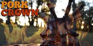 Pork Crown (Coroa Suína) - Especial Dia Dos Pais - Cansei de Ser Chef