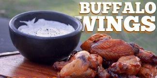 Buffalo Wings (Asas de Frango Apimentadas) - Cansei de Ser Chef