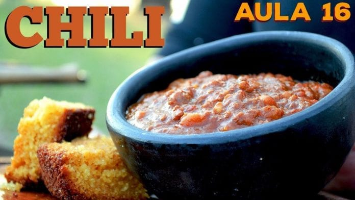 Chili - Cansei de Ser Chef