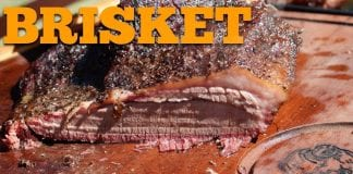 Brisket (Como Fazer O Melhor Brisket) - Cansei de Ser Chef