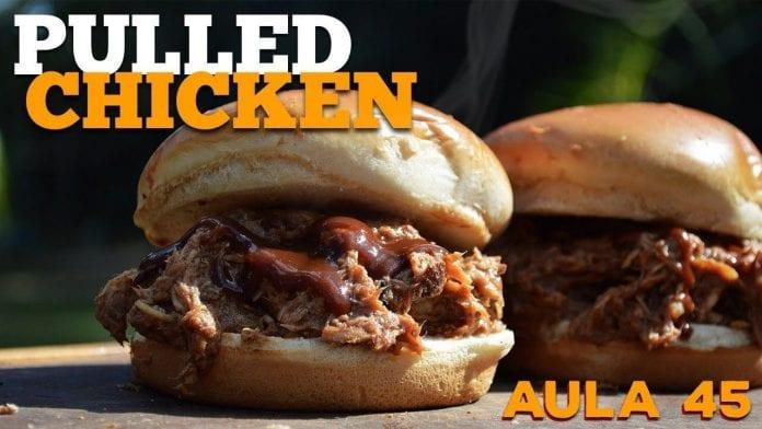 Pulled Chicken (Como Fazer o Melhor Sanduíche de Frango) - Cansei de Ser Chef