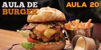 Burguer (Como Fazer Hambúrguer) - Cansei de Ser Chef