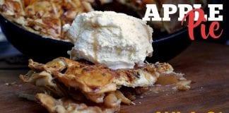 Apple Pie (Torta de Maçã Americana) - Cansei de Ser Chef