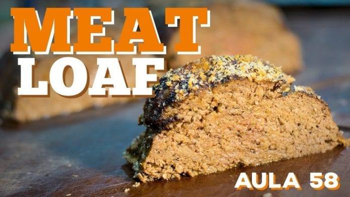 Meat Loaf (Como Fazer Bolo De Carne Perfeito) - Cansei de Ser Chef