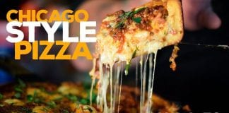 Chicago Style Pizza (Como Fazer Pizza Funda De Chicago) - Cansei de Ser Chef
