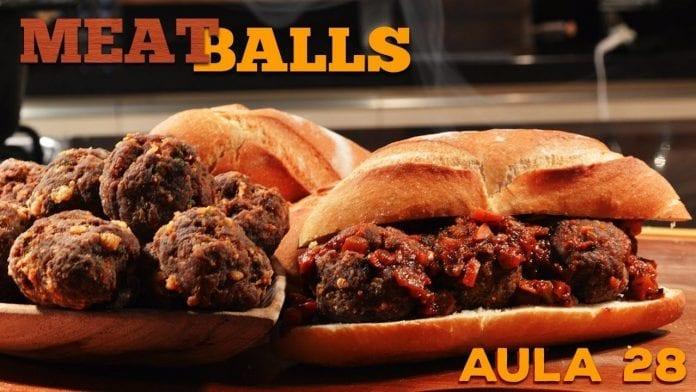 Meatballs (Como Fazer Almôndegas Perfeitas) - Cansei de Ser Chef