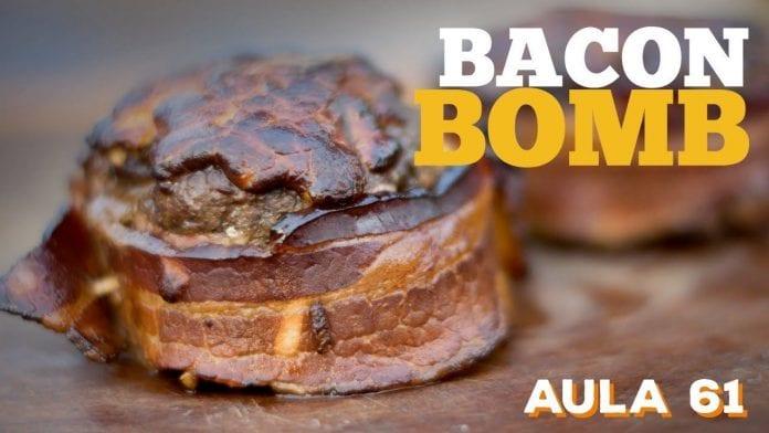 Bacon Bomb - Feat Panhoca - Cansei de Ser Chef