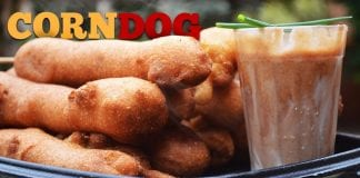 Corndog (Como Fazer Cachorro Quente No Palito) - Cansei de Ser Chef