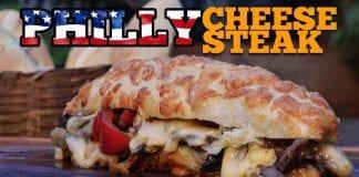 Philly Cheesesteak (O Melhor Sanduíche Do Mundo!) - Cansei de Ser Chef