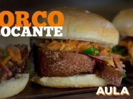 Barriga De Porco Crocante (como Pururucar Pele De Porco) - Cansei de Ser Chef
