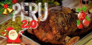Peru 2.0 (Como Fazer O Peru De Natal Perfeito!) - Cansei de Ser Chef