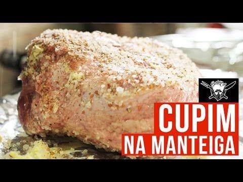 Como Fazer Cupim na Manteiga - Barbaecue